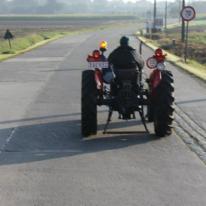 Tractorwijding KLJ AARTRIJKE 2013